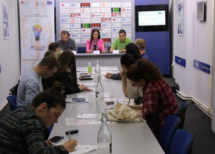 """ЕУ пројекат """"Никад није касно за почетак"""" за побољшање запошљивости дуготрајно незапослених у општини Гаџин Хан"""