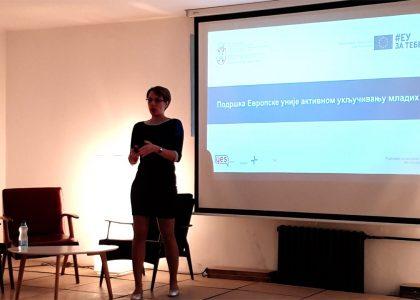 """ЕУ пројекат """"Разговарај за свој посао"""" за бољу запошљивост младих помоћу знања језика у пракси"""