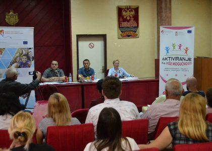 Могућности запошљавања особа са инвалидитетом у Куршумлији са пројектом финансираним од стране ЕУ