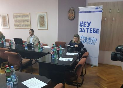 "EU project ""Youth in Tourism industry""  for better youth employment"