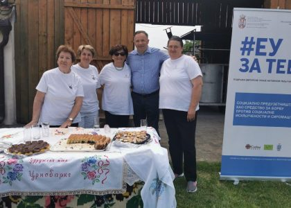 Два социјална предузећа ЕУ пројекта отворена: Социјално предузетништво je шанса за све
