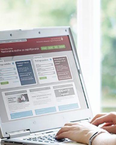 Виртуелни сајам запошљавања Националне службе за запошљавање